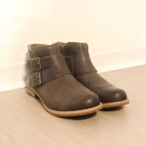 Timberland savin hill double buckle boots